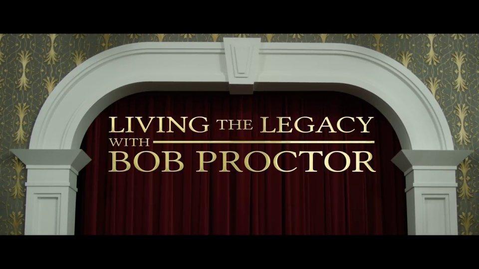 13 principles of success with Bob Proctor