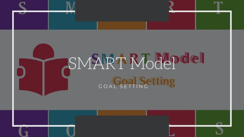 SMART MOdel Goal setting